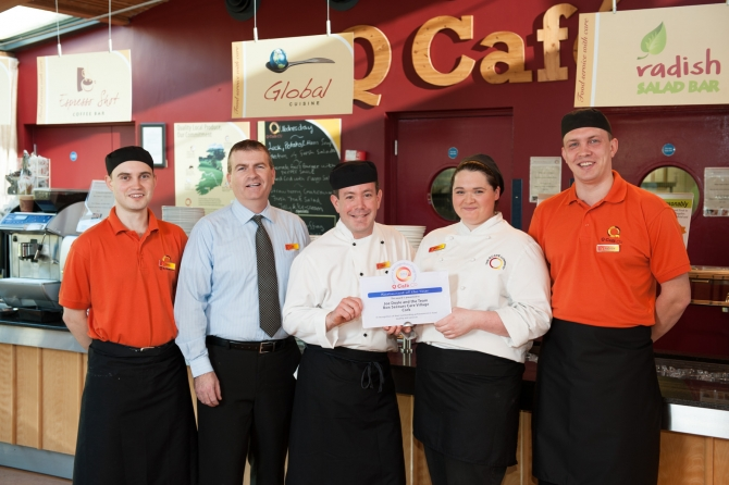 Q Cafe in Bon Secours Wins Restaurant of the Year Award