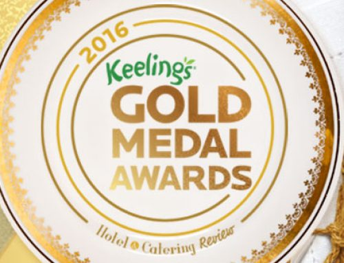 Q Cafe Finalists in Keelings Gold Medal Awards