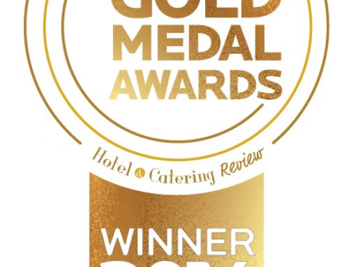 Q Cafe Company Win Gold Medal Award