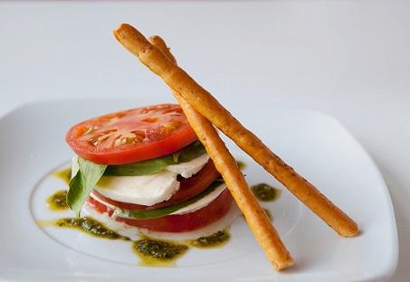 Staff restaurants salads caprese