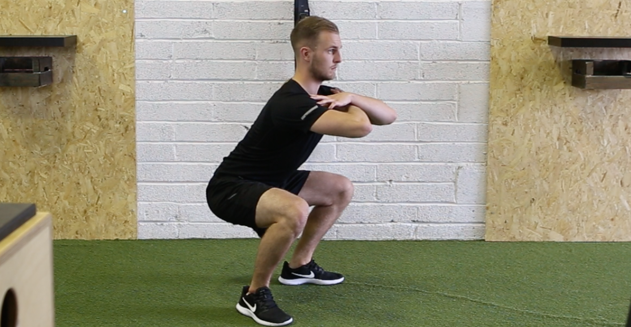 How To Do A Squat With QWellness