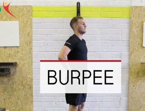 How To Do A Burpee with QWellness