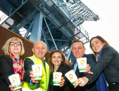 The Q Cafe Company Launches New Compostable Cup