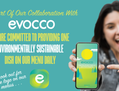 Catering Partnership with EVOCCO Environmental App!