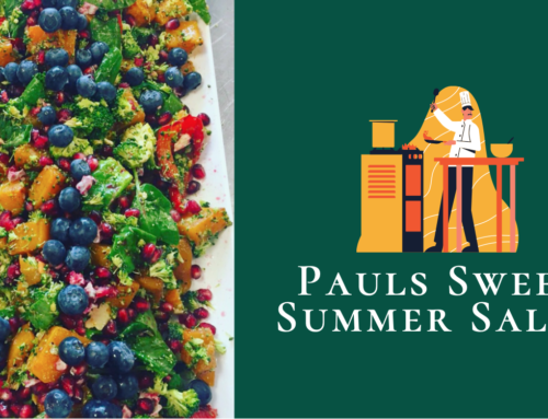 Paul's Sweet Summer Salad