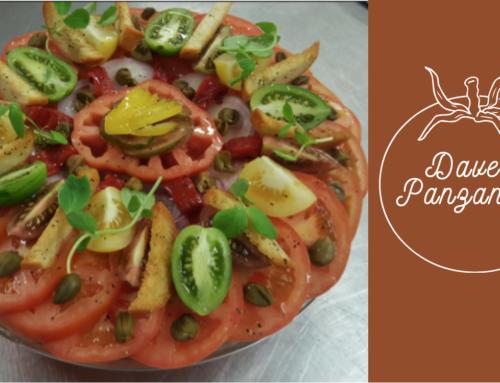 Dave's Panzanella Salad