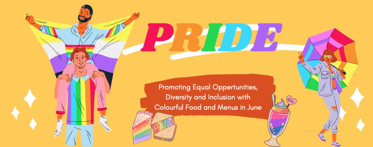 cartoon of pride celebrations